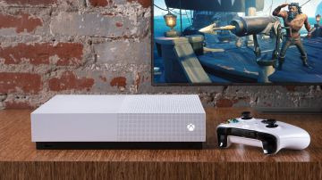 Video microsoft annuncia xbox one s all digital, la console senza lettore ottico