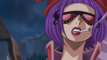 Video belo betty ha già conquistato il cuore dei fan di one piece