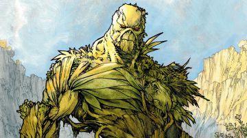 Video swamp thing: primo sguardo ufficiale al personaggio nel teaser della serie dc universe