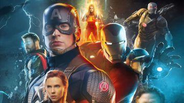 Video nuovo straordinario poster e nuovi spot per avengers: endgame