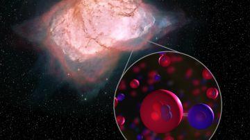Video la nasa potrebbe aver trovato la prima molecola dell'universo