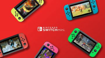 Video nintendo pensa alla next-gen: nuovi rumor su switch mini e pro in un video