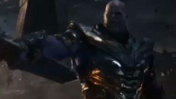 Video thanos minaccia di 'radere tutto al suolo' nel nuovo spot di avengers: endgame
