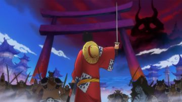 Video one piece: uno spettacolare trailer dell'anime preannuncia l'arco di wano