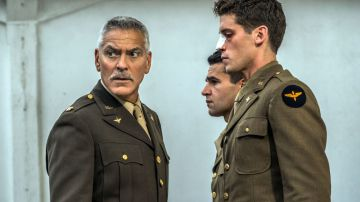 Video nuovo trailer per catch-22, nuova mini-serie hulu con george clooney