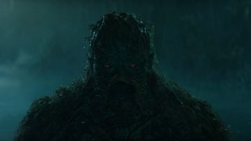 Video swamp thing si mostra con il primo teaser trailer ufficiale!
