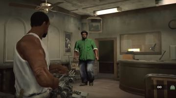 Video resident evil 2: una mod permette di utilizzare cj e big smoke