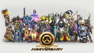Video overwatch festeggia il terzo anniversario con un evento e una settimana gratuita