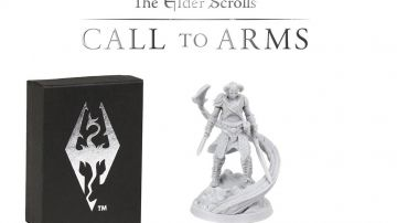Video the elder scrolls: call to arms, annunciato il gioco da tavola