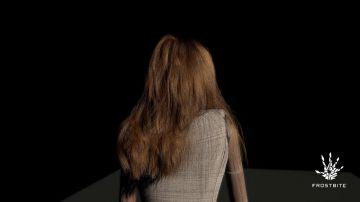 Video ea e la next-gen: video del frostbite mostrano il rendering dei capelli