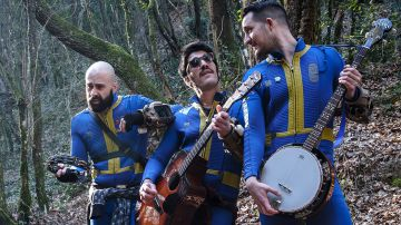 Video fallout 76: everyeye band in country roads, il video è online sui canali bethesda!