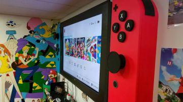 Video nintendo switch xl: creata la console più grande del mondo!