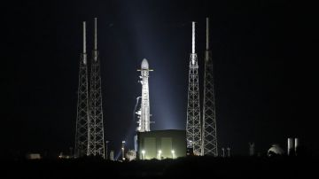 Video come seguire il lancio dei primi 60 satelliti starlink di spacex