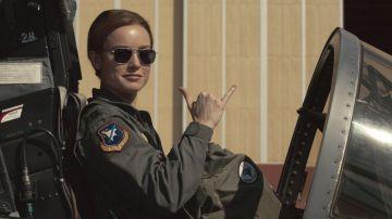Video captain marvel: una scena eliminata approfondisce un noto siparietto