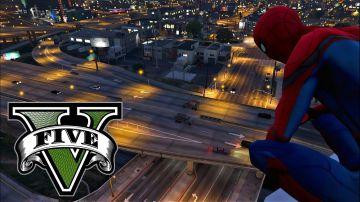 Video gta v: la nuova mod ci trasforma in spider-man, ecco il video gameplay
