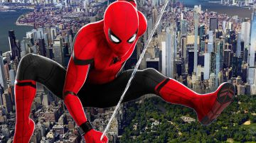 Video peter parker chiamato in azione nel nuovo spot di spider-man: far from home