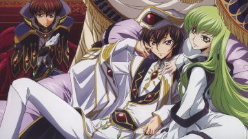 Video code geass: lelouch of the re;surrection si mostra in un nuovo trailer