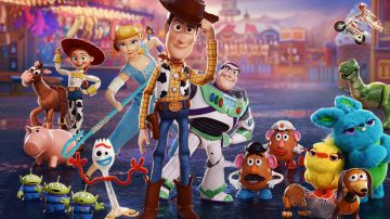 Video toy story 4: disney-pixar ringrazia i fan con un video montaggio dei film della saga