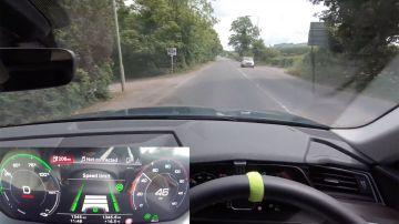 Video un utente tesla prova il suv audi e-tron: l'assistente alla guida meglio di autopilot?