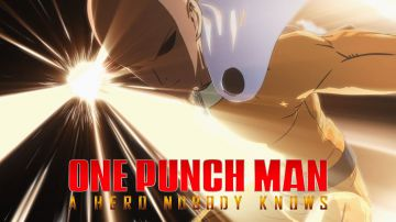 Video annunciato one punch man: a hero nobody knows, in arrivo su pc, ps4 e xbox one