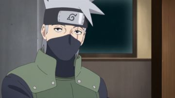 Video boruto: naruto next generations, la preview introduce kakashi ad un suo giovane fan