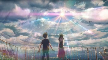 Video weathering with you: il nuovo film di makoto shinkai si mostra in due nuovi teaser trailer