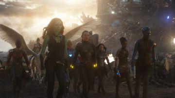 Video avengers: endgame, la a-force in azione in un nuovo video