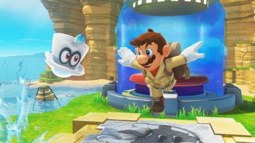 Video super mario odyssey in 8k 60fps grazie a yuzu, emulatore di nintendo switch