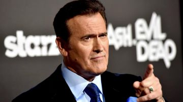 Video la verità di bruce campbell sul 'suo' mysterio in spider-man 4