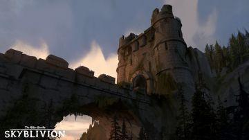 Video skyblivion, la mod che ricrea oblivion in skyrim, si mostra in un nuovo trailer