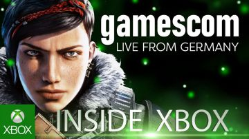Video inside xbox gamescom 2019 all'insegna di gears 5, game pass, destiny 2 e metro exodus