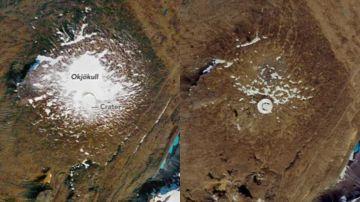 Video si è tenuto in islanda il funerale del ghiacciaio okjokull, scomparso dopo 700 anni