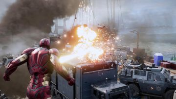 Video il gameplay di marvel's avengers si mostra in una demo di 19 minuti