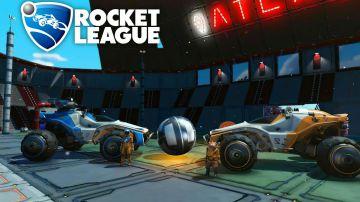 Video no man's sky beyond: giochiamo a rocket league grazie agli strumenti creativi delle basi!