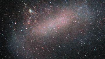 Video un'immagine di 160.000 anni fa: il telescopio vista ci mostra la grande nube di magellano