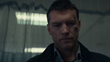 Video sam worthington protagonista del primo trailer di fracture, horror made in netflix