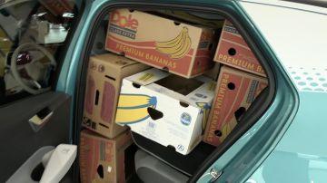 Video la volkswagen id.3 batte la tesla model 3 nel banana box test: i risultati