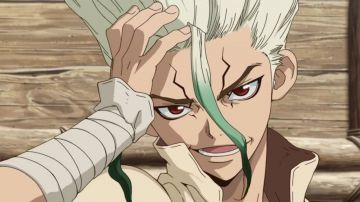 Video l'ending theme di dr. stone è ora disponibile su youtube con un video ufficiale