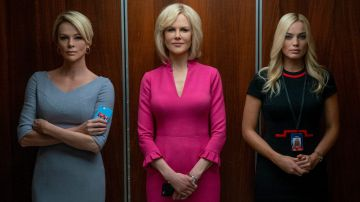 Video bombshell, il nuovo trailer del film con margot robbie, charlize theron e nicole kidman