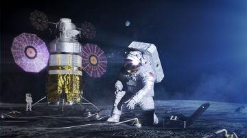 Video la nasa mostra le tute spaziali flessibili per la luna e marte