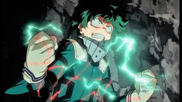 Video my hero academia 4: la preview dell'episodio 3 anticipa il primo, grande scontro di deku
