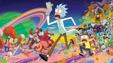 Video rick and morty: rivelati i titoli dei primi cinque episodi della quarta stagione