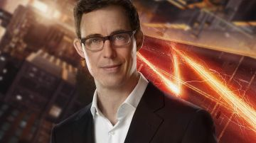 Video the flash: harrison wells è il protagonista del nuovo promo della serie