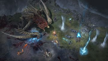 Video diablo 4: un video gameplay mostra lo spettacolare scontro con un boss dell'open world