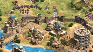 Video age of empires 4 si mostra in un gameplay trailer; disponibile aoe 2 definitive edition