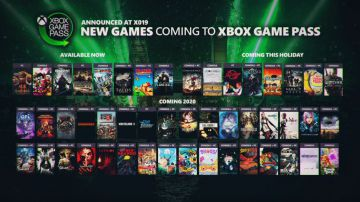 Video xbox game pass: da rage 2 a the witcher 3, ecco i giochi in arrivo entro la fine del 2019