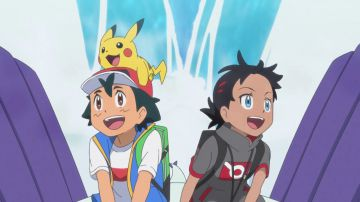 Video la nuova serie dedicata ai pokémon si mostra in un nuovo trailer