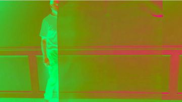 Video in commercio un mantello dell'invisibilità perfettamente funzionante