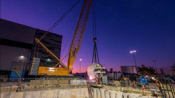 Video iniziano i lavori del primo vero tunnel della the boring company di musk