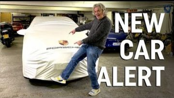 Video james may ci ha preso gusto, e ha comprato un'altra macchina eco-friendly